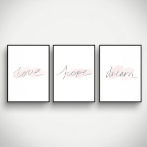 Love Hope Dream Series